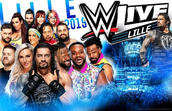 wwe lille 2019