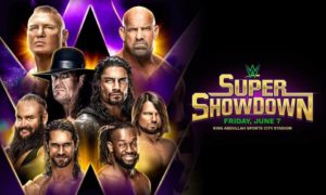 WWE Super ShowDown Arabie Saoudite