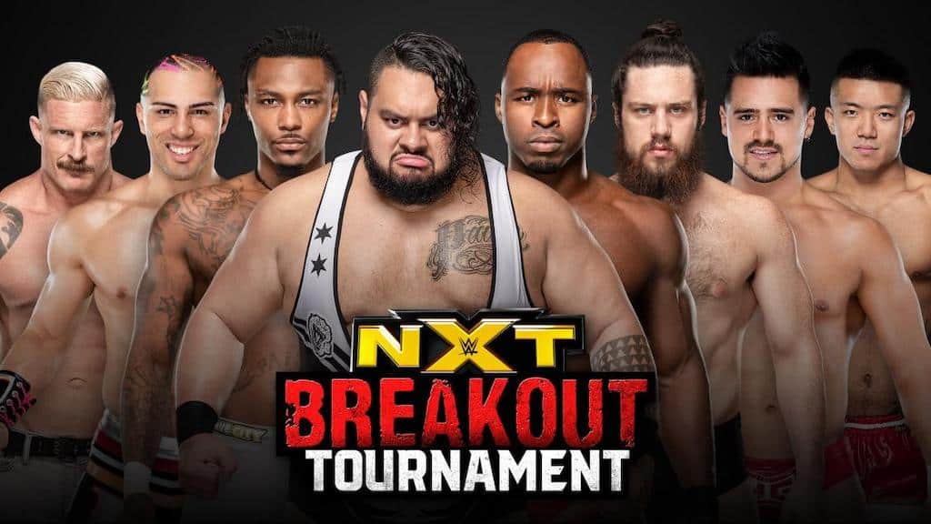 nxt breakout tournament