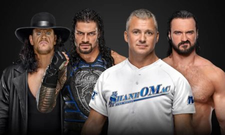 undertaker reigns mcmahon mcintyre extreme rules