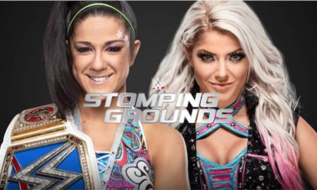 wwe stomping grounds 1