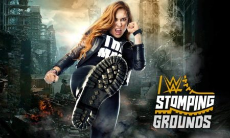 wwe stomping grounds becky lynch