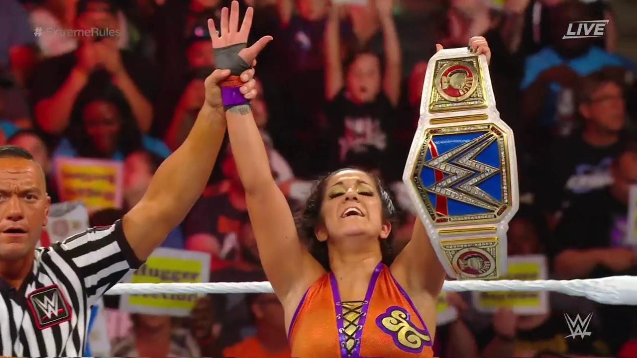 bayley extreme rules