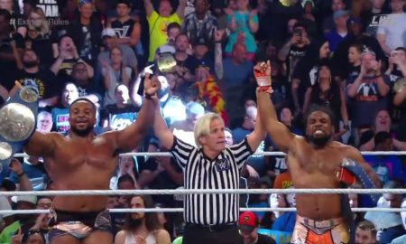 new day extreme rules