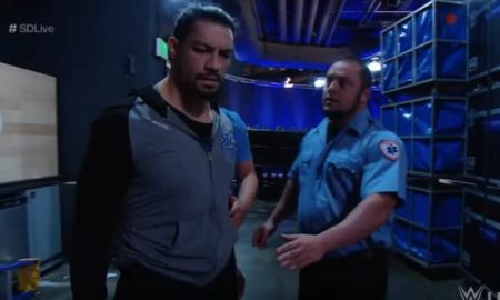 roman reigns smackdown incident