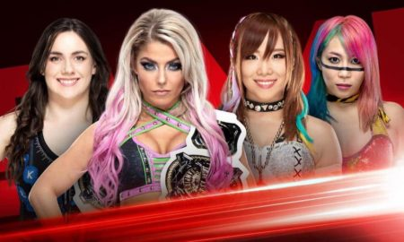 alexa bliss nikki cross kabuki warriors