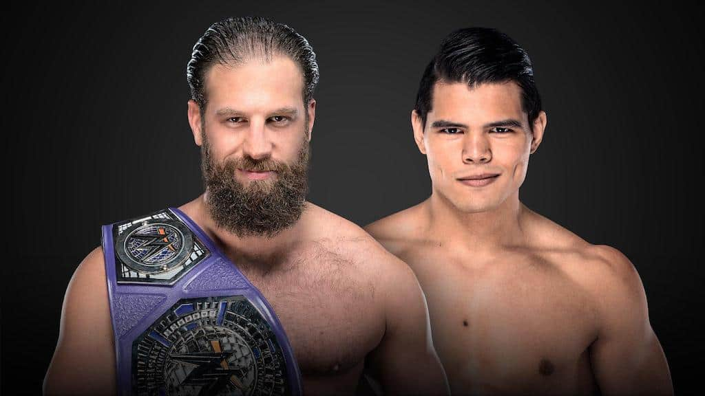gulak carrillo clash of champions