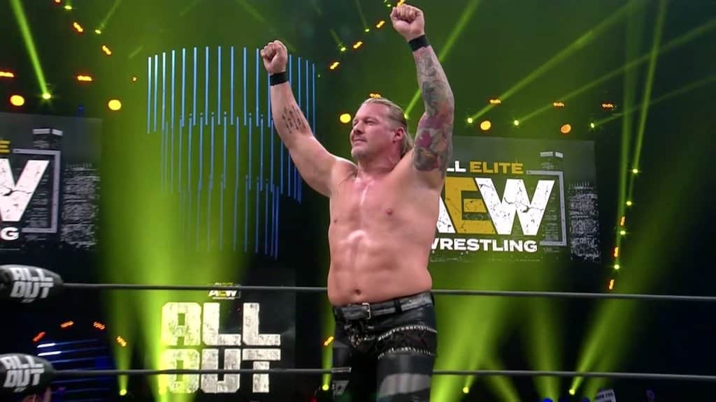 jericho all out