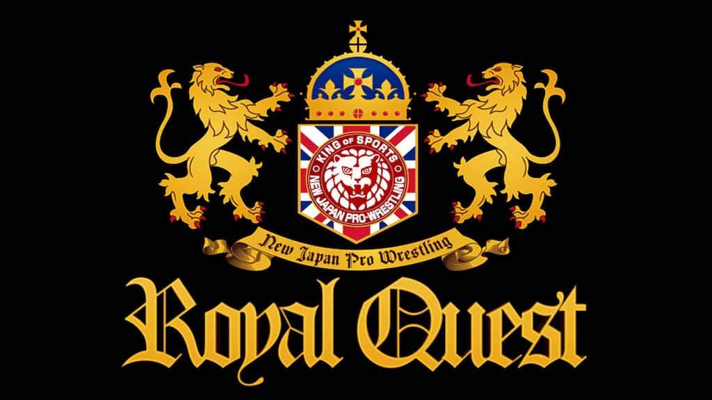 njpw royal quest 2019