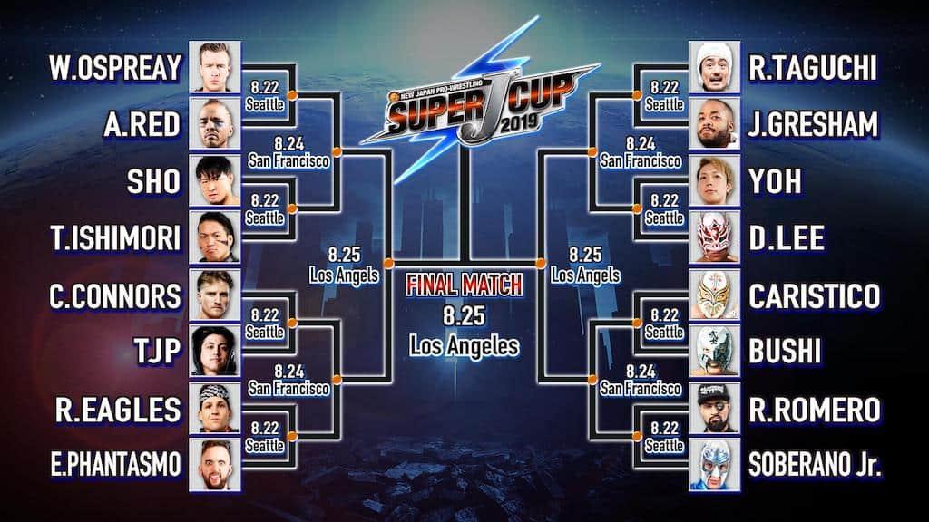 njpw super j cup 2019