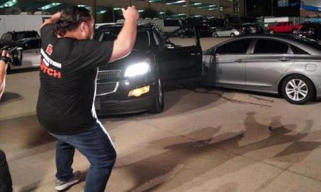 roman reigns accident voiture