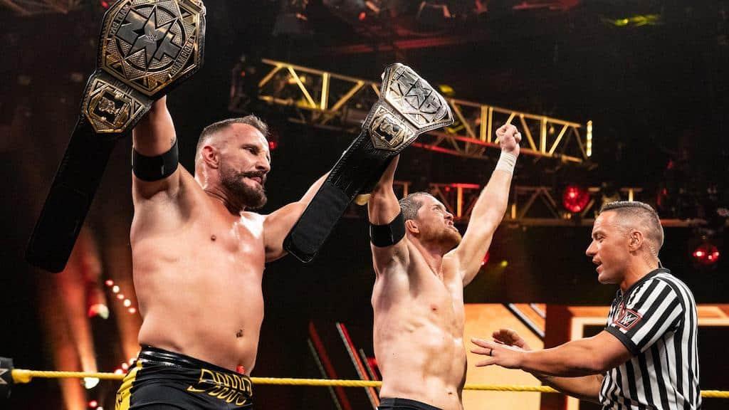 undisputed era champions