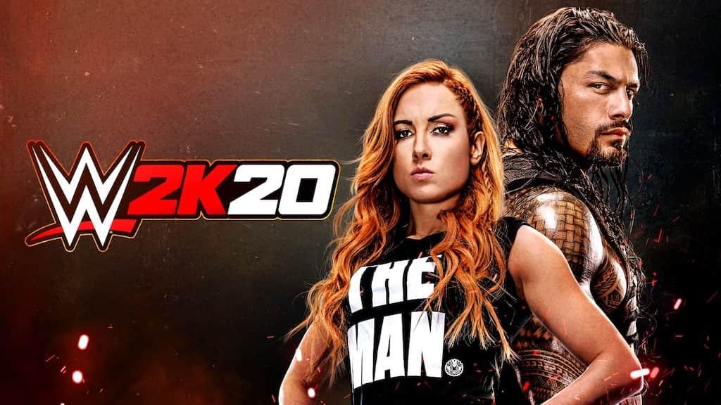 WWE 2K20 Se Dévoile Un Peu Plus
