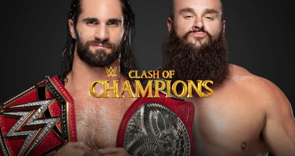 wwe clash of champions 2019 universal 1
