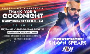 aew shawn spears