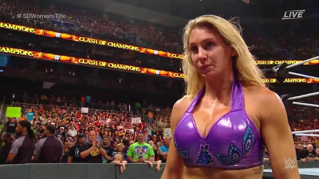 charlotte flair clash of champions