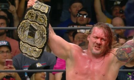 chris jericho champion aew