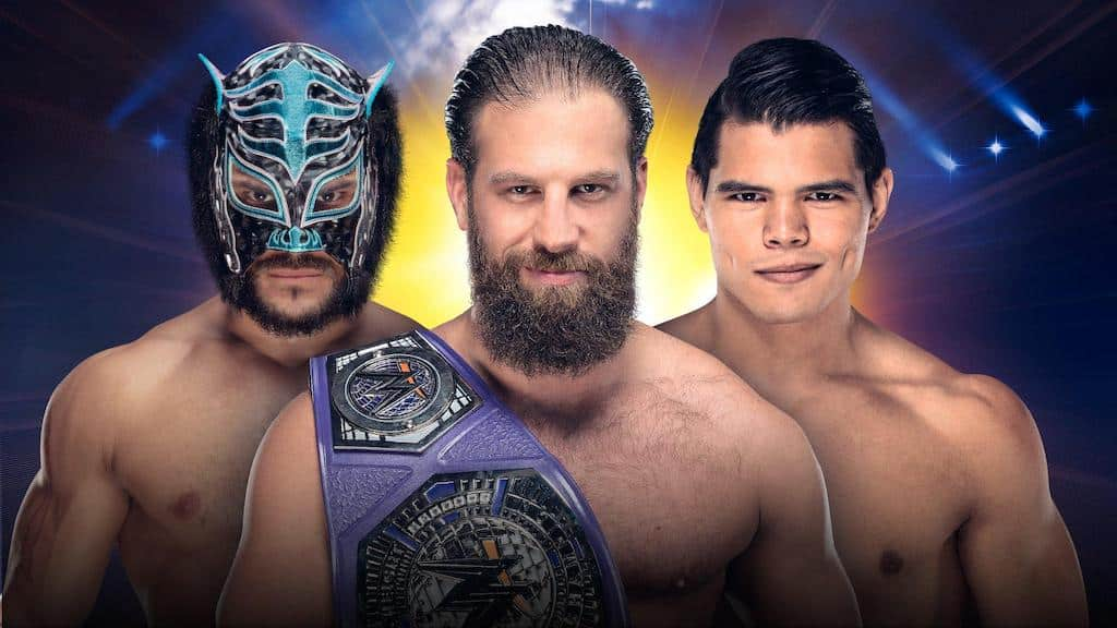 dorado gulak carrillo clash of champions