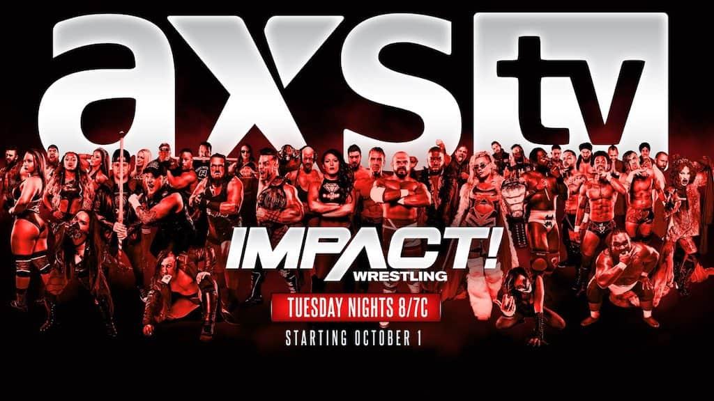 impact axs tv