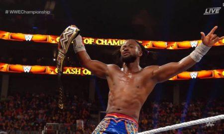 kofi kingston clash of champions