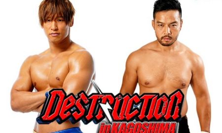 njpw destruction 2019