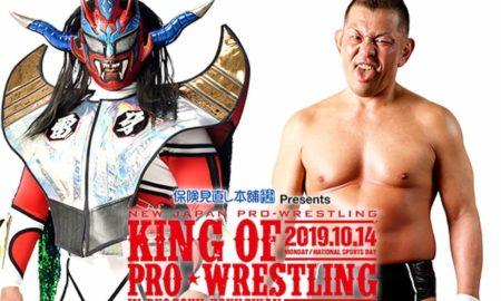 njpw king of pro wrestling 2019