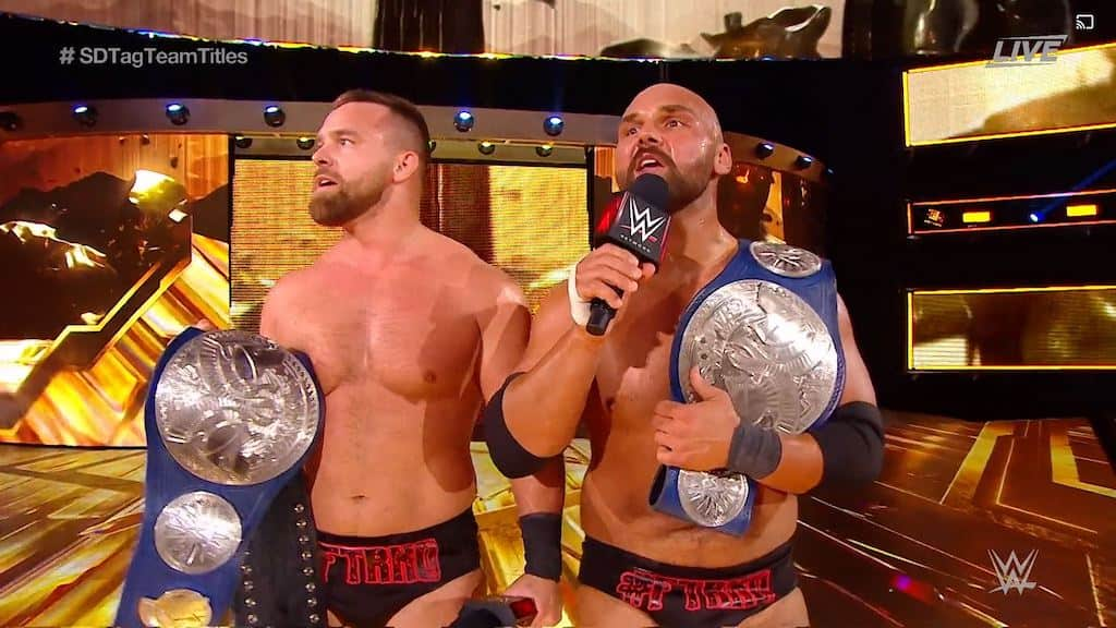 revival clash of champions