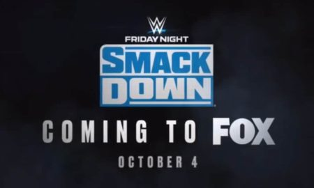 smackdown fox logo