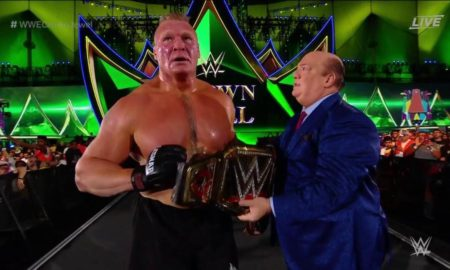 brock lesnar crown jewel