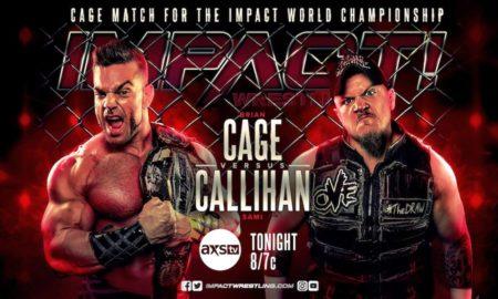 cage callihan impact axs