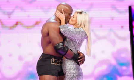 lana bobby lashley raw