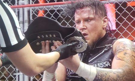 sami callihan champion impact