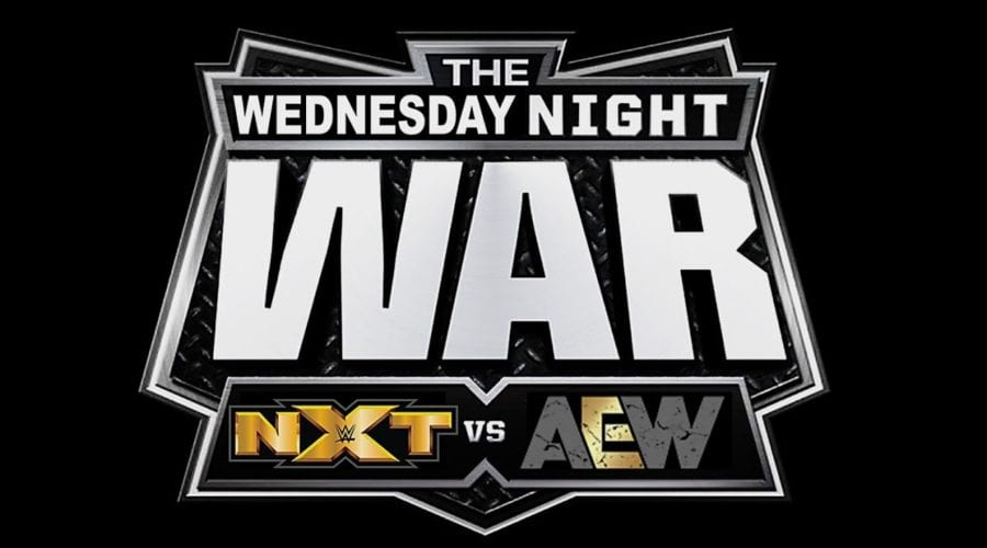 wednesday night wars nxt aew