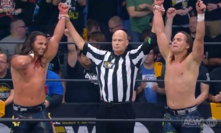 young bucks aew dynamite