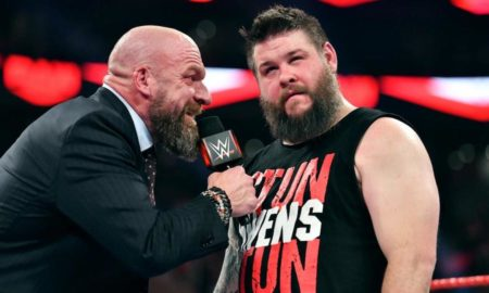 triple h kevin owens raw