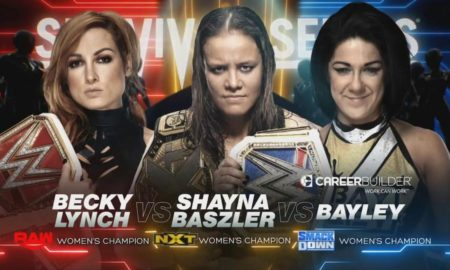 triple menace féminin series