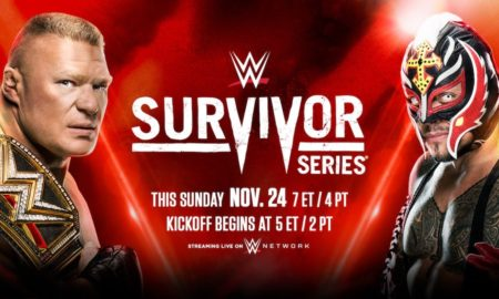 wwe survivor series 2019 1