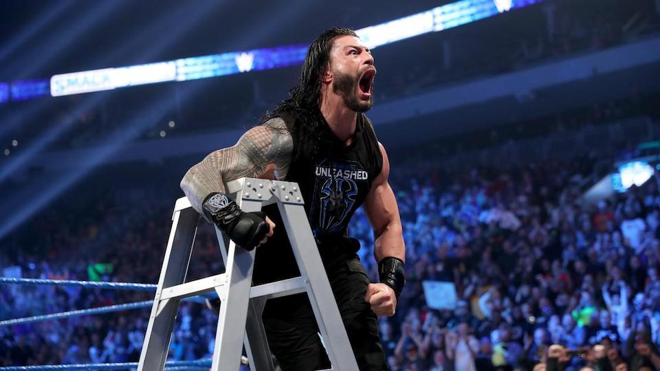 roman reigns smackdown 1