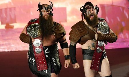 viking raiders wwe