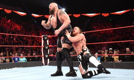 big show buddy murphy raw