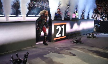 edge retour royal rumble 1