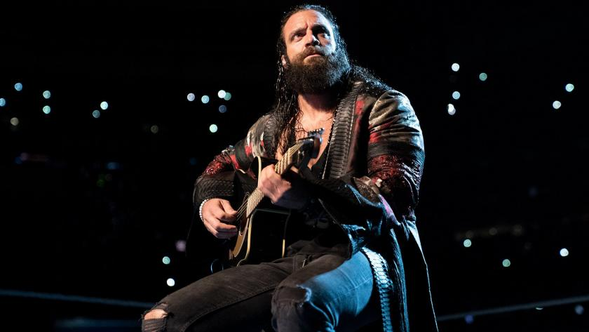 elias guitare wwe