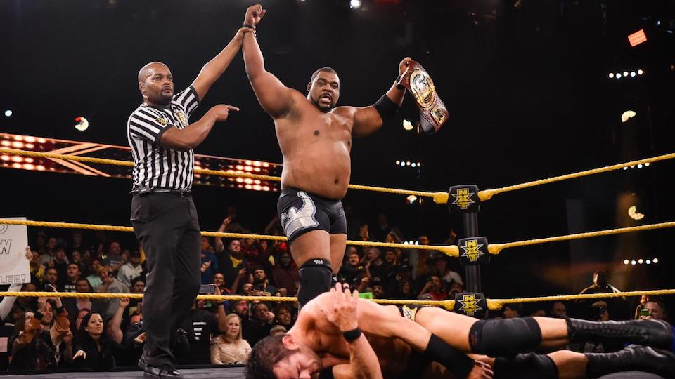 keith lee champion