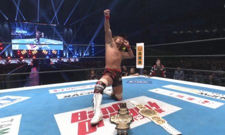naito wrestle kingdom 14