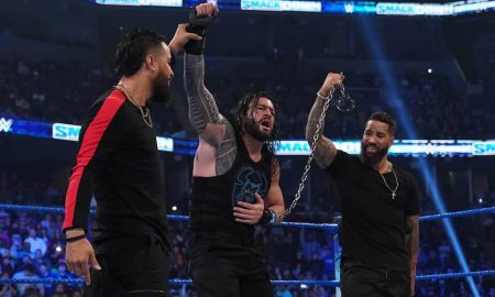 reigns usos smackdown