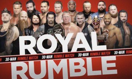 royal rumble homme 2020