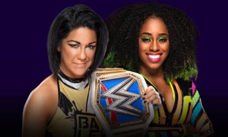 bayley naomi super showdown
