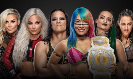 elimination chamber 2020 participantes