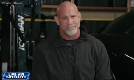 goldberg super showdown