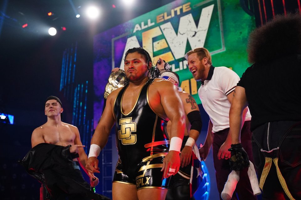 jeff cobb aew